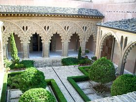 Patio de Santa Isabel.