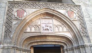 Portada de época de Martín I el Humano (1399 - 1410).