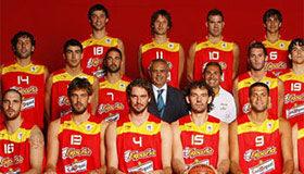 Selección España baloncesto