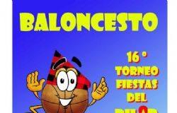 Ampliar foto: XVI Torneo de Baloncesto «Fiestas del Pilar 2009»