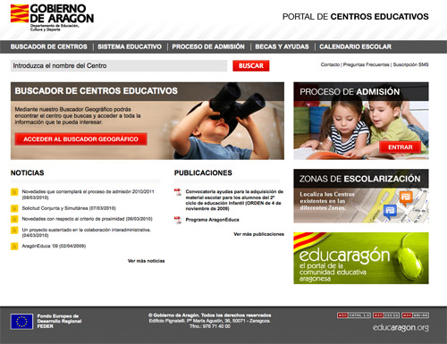 Portal de Educacion