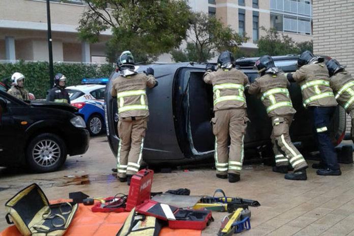 Accidentes Zaragoza