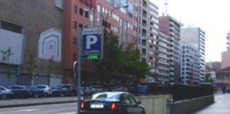 aparcamiento heraldo