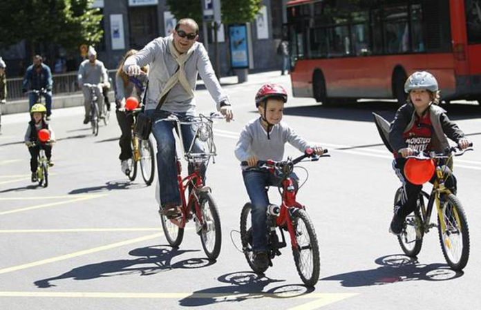 bici escuelas