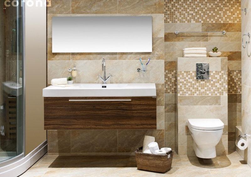 Muebles de ba o material acabados y forma las claves for Muebles de bano zaragoza