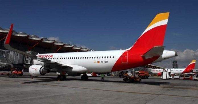 Iberia-e-Iberia-Express-fueron-las-aerolíneas-más-puntuales-en-enero