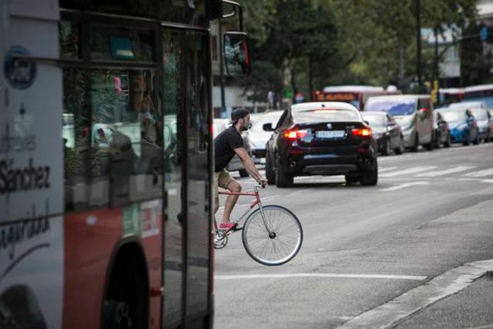 Bici seguridad vial
