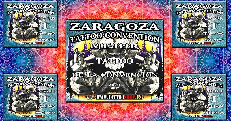 La 9 zaragoza tattoo convention se celebrar el 21 22 for La tattoo convention