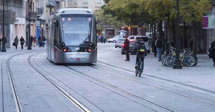 Los-usuarios-vuelven-a-otrogar-un-notable-al-Tranvía-de-Zaragoza