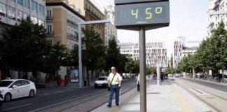 temperaturas zaragoza
