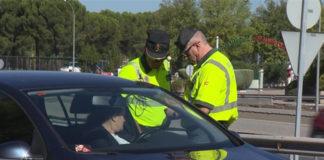 Un 99,7% de los vehículos inspeccionados en un control utilizaban correctamente los sistemas de seguridad