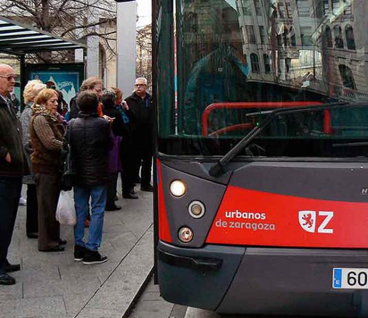 zaragoza bus