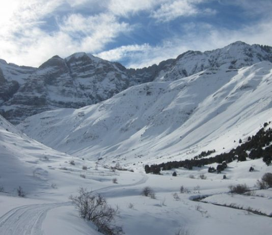 Hotelel en el Pirineo Aragonés