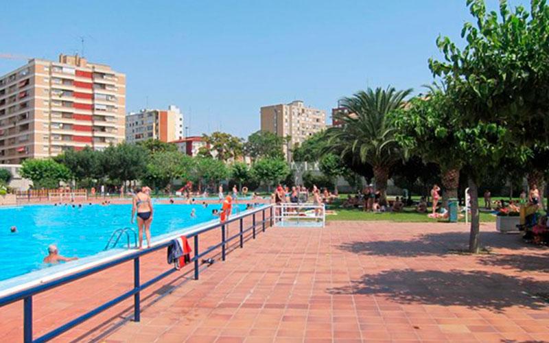 Este s bado da comienzo la temporada de verano en las piscinas municipales de zaragoza - Piscinas municipales zaragoza ...