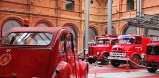 museo del fuego y bomberos