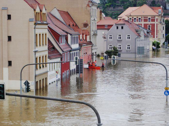 seguro comunidades inundacion