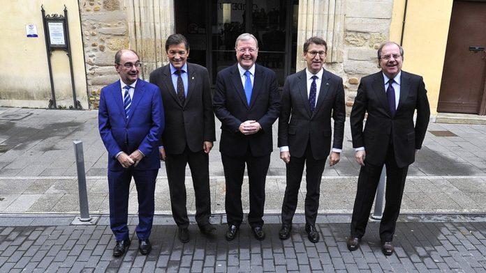 cumbre presidentes autonomicos zaragoza