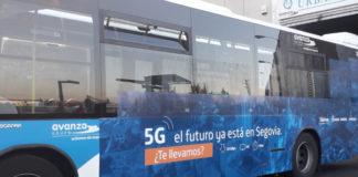 5G ultra alta definicion telefonica segovia