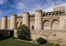 palacio de la aljaferia zaragoza visitar