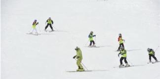 esquí DPH