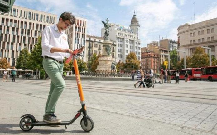 patinetes eléctricos Zaragoza