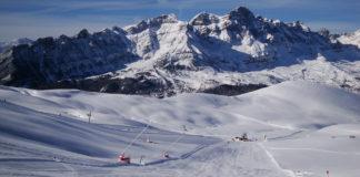 esqui valle de tena