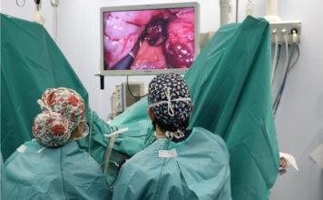 Cirugia TAMIS. Zaragoza online