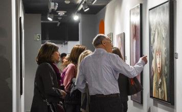 ModPortrait Exposición visitantes