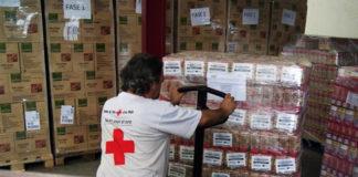 Cruz Roja Zaragoza alimentos