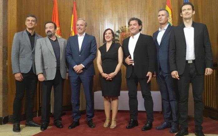 v bocal pregoneros fiestas del pilar 2019