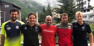 entrenadores aragoneses en suiza