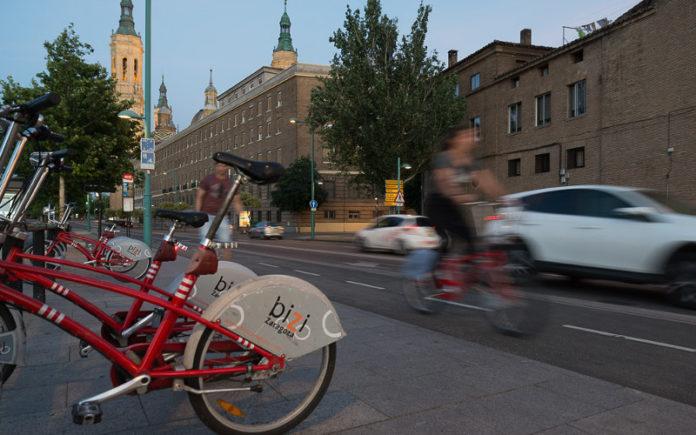 Semana Europea de la Movilidad zaragoza