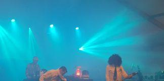Starkytch en concierto