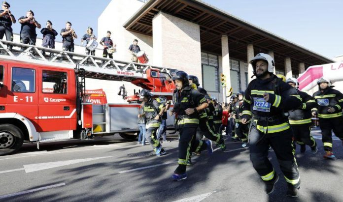 bomberos de zaragoza