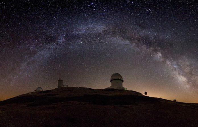 observatorio astrofisico de javalambre