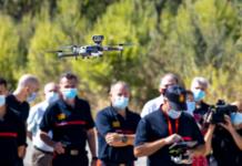 bomberos de zaragoza usaran drones