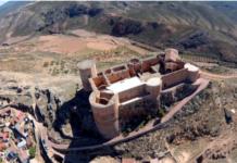 vista aérea de mesones de isuela