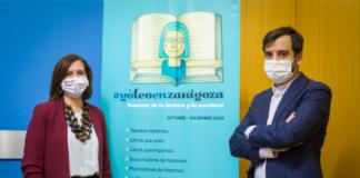 presentacion de #yoleoenzaragoza