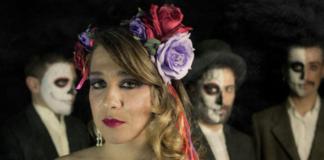 representacion de frida kahlo