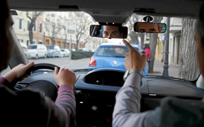 examen de conducir en zaragoza