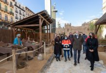 Zaragoza aforos actividades navideñas
