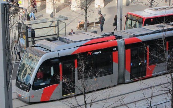 Zaragoza bus tranvía precios 2021