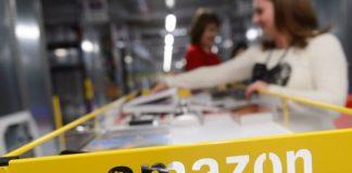 Amazon empleados Aragón