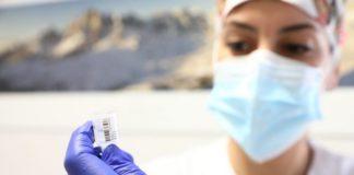 Aragón vacunas coronavirus
