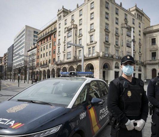 Policía Zaragoza control vehículos