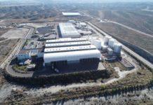 Zaragoza biorrefinería basura lodos Europa