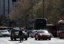 Ayuntamiento Zaragoza vehículos contaminantes centro 2023