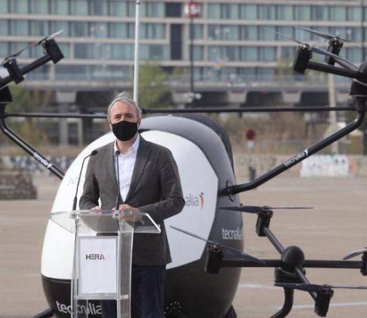 Hera Drone Hub Zaragoza