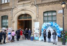 Programa comida a domicilio Zaragoza llega mayores