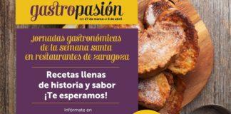 Zaragoza Gastropasión Semana Santa 2021